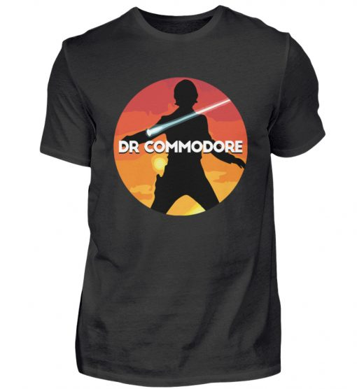 T-shirt Official DrCommodore - Camicia da uomo-16